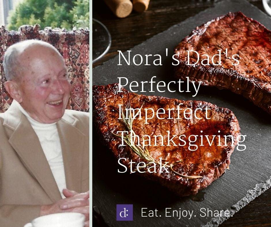 Dialogue Thanksgiving Steak