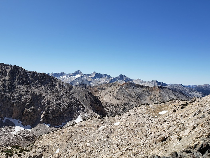 John Muir Trail - Jen Datka Dialogue 2