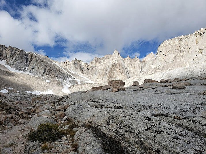 John Muir Trail - Jen Datka Dialogue