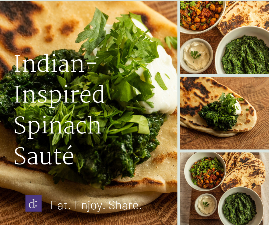 Spinach Recipe Featured Image - jpg